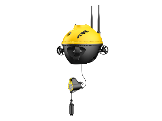 CHASING F1 Fish Finder Drone | Wireless Underwater Fishing Camera0