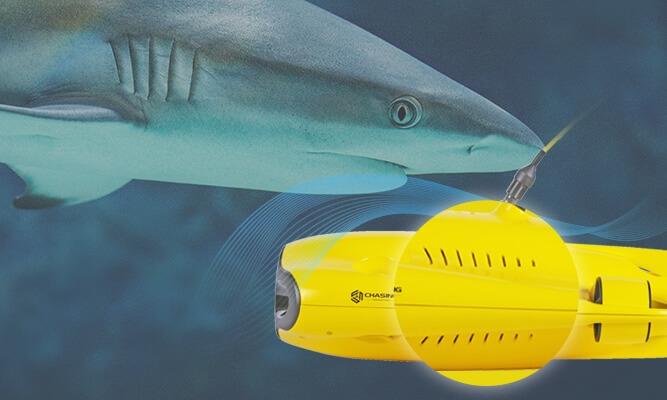 mini underwater drone Nature Brings Inspiration